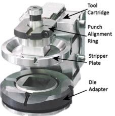 Tooling Cartridge and Adapter