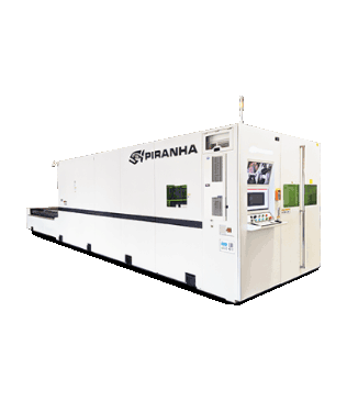 Fiber LASER Cutting Machines