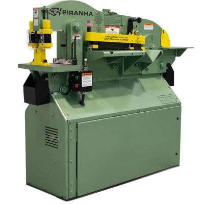 P-65 Ironworker Machine