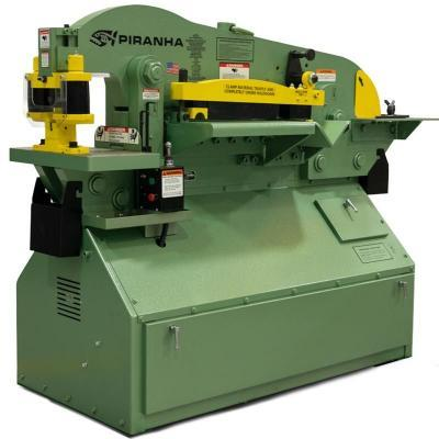 P-90 Ironworker Machine