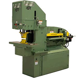PII-88 Ironworker Machine