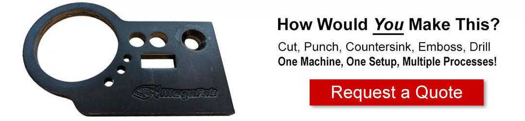 bination Punch Plasma Machine by Piranha Whitney